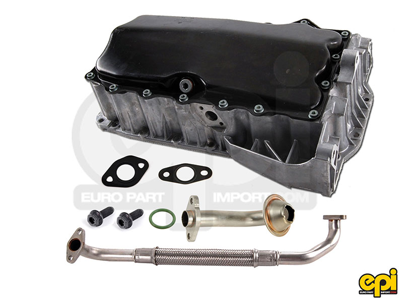 Hybrid oil pan conversion kit 1.8T