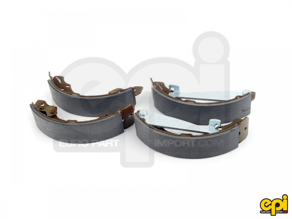 Rear brake shoes MK2-MK3 (40mm)