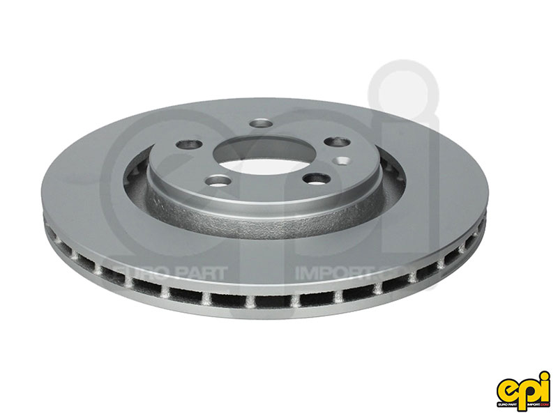 Front brake rotor Z-coat 280mm mk4 2.0L and TDI