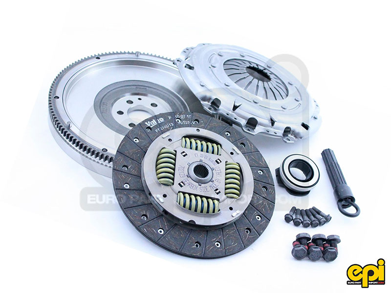 Single mass clutch conversion kit mk4 tdi / 1.8t