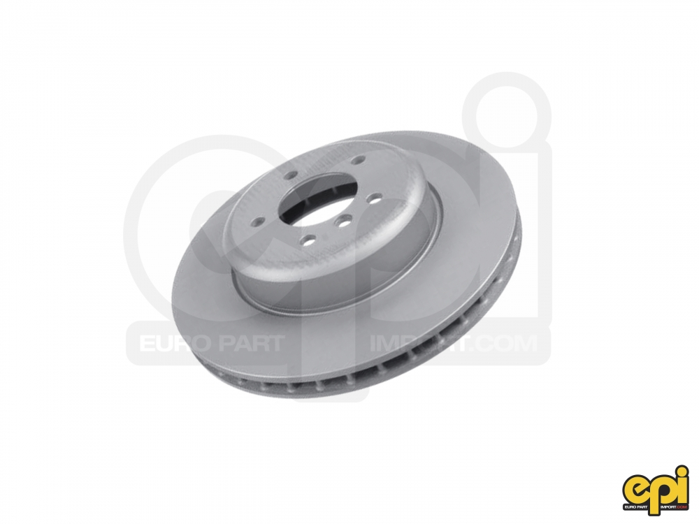 Front brake disc 348mm BMW E60 / E63 / E64