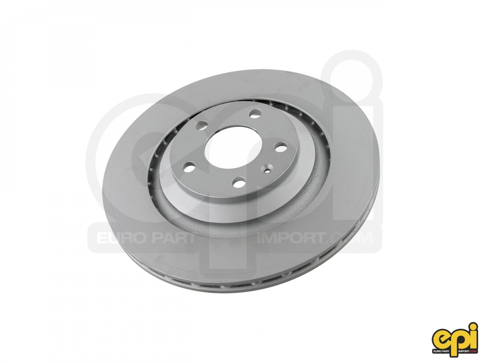 Rear brake disc Z-coat 330mm A6 C6