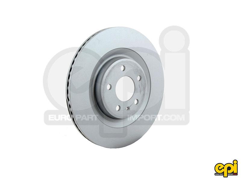 Rear brake disc Z-coat 330mm S4 B8 / S5 / Q5 / A6