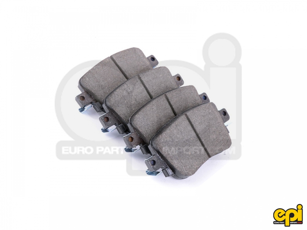Rear brake pads Golf / GTI MK7 / Passat B7 / Q3