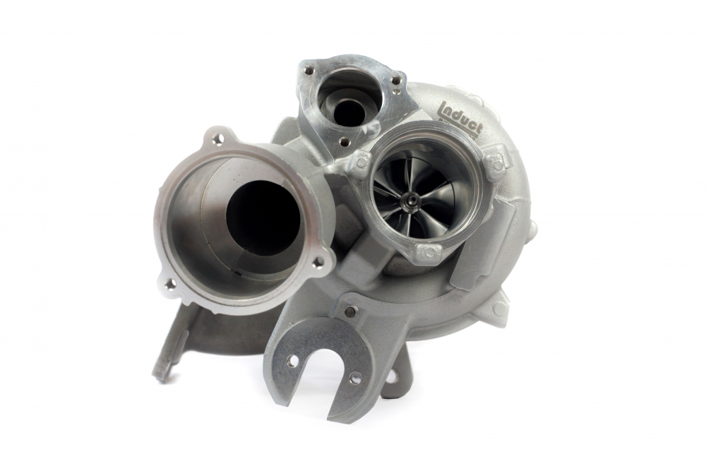 Induct MK7 MQB big turbo upgrade for GTI, Golf, R and Audi A3, S3