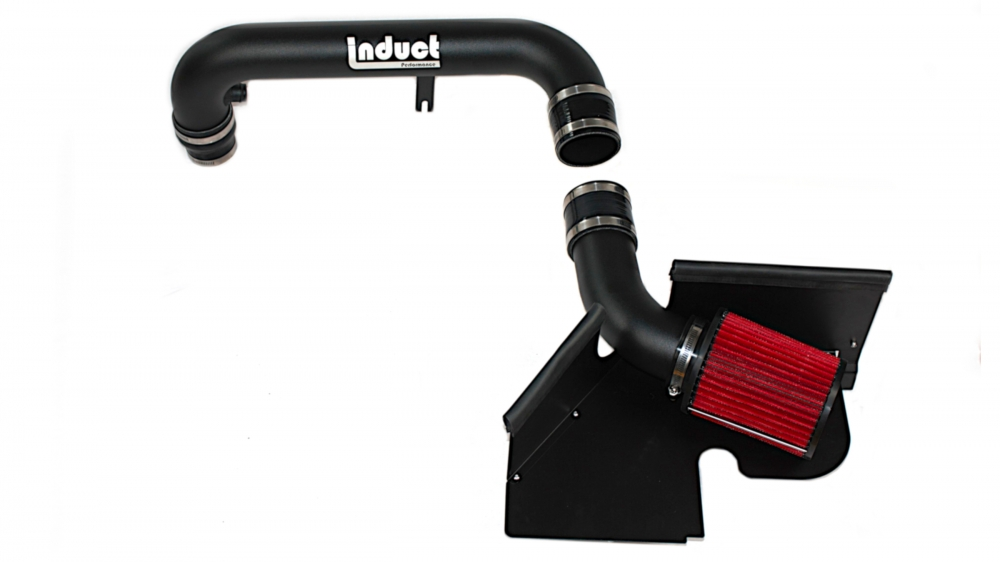 Induct MK6 2.0TSI cold air intake system for GTI, GLI, Jetta and Audi A3